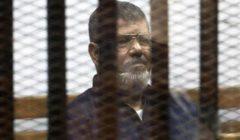 """محاكمة مرسى و23 آخرين بـ""""التخابر مع حماس"""" اليوم"""
