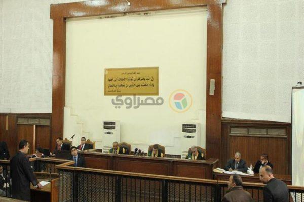 """تأجيل محاكمة 24 متهما في قضية """"التخابر مع حماس"""" لجلسة 15 يوليو"""