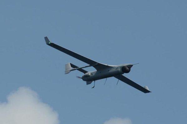 مسلحون فلسطينيون يسقطون طائرة إسرائيلية مسيرة في غزة