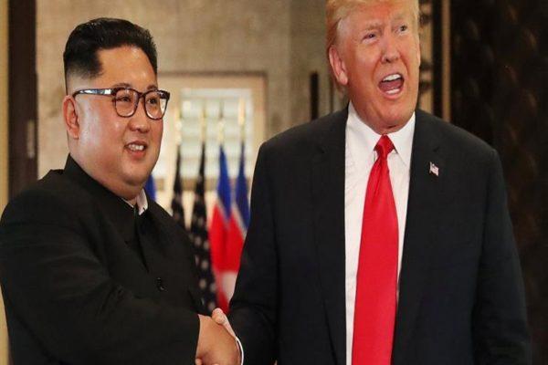 رئيس كوريا الشمالية: علاقتي مع ترامب ستحقق نتائج جيدة