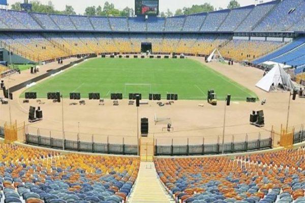 """الحكومة تصدر بيانًا بشأن ستاد القاهرة: """"ليس للمباريات الدولية فقط"""""""