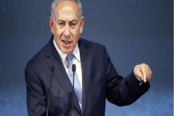 """نتنياهو يتوعد حزب الله بضربة """"مدمرة"""" إن هاجم اسرائيل"""