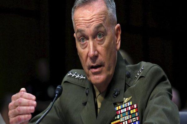 رئيس الأركان الأمريكية المشتركة: الولايات المتحدة تمضي قدما في تشكيل تحالف لردع تهديدات إيران