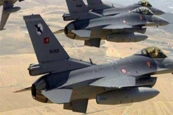 مقتل 15 من عناصر حزب العمال الكردستاني في قصف تركي شمال العراق