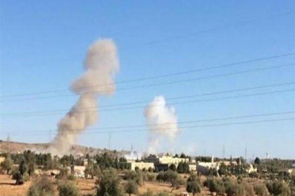 غارات عنيفة من الجيش الليبي على مواقع الميليشيات وسط مدينة غريان