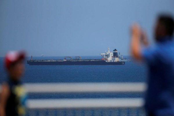 إطلاق سراح قبطان وطاقم ناقلة النفط الإيرانية بدون تهم في جبل طارق
