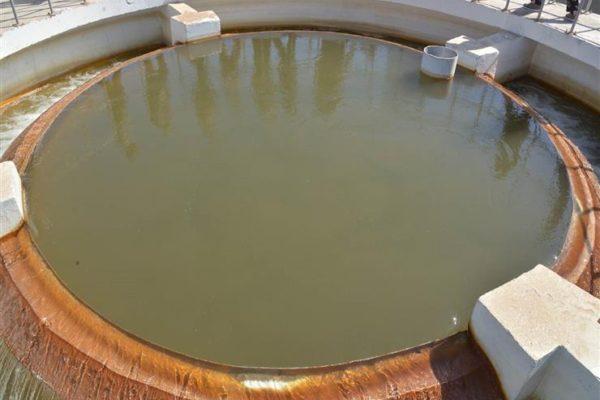 """بعد توقف سنوات.. وزير التنمية المحلية يفتتح محطة مياه """"شلش"""" بأسيوط"""