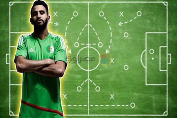 """تحليل.. """"شفرة"""" بلماضي قبل نهائي كأس الأمم الأفريقية"""