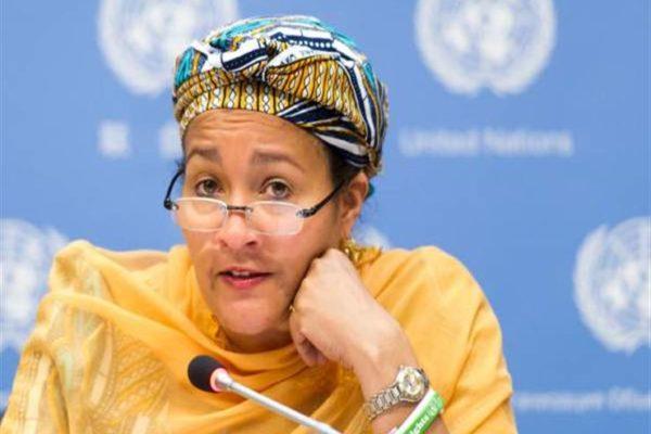 وزيرة البيئة تفتح ملفات الدول النامية وأفريقيا مع نائبة السكرتير العام للأمم المتحدة
