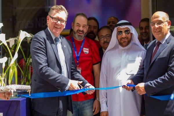 بنك الإمارات دبي الوطني يفتتح 14 فرعًا جديدًا بمصر