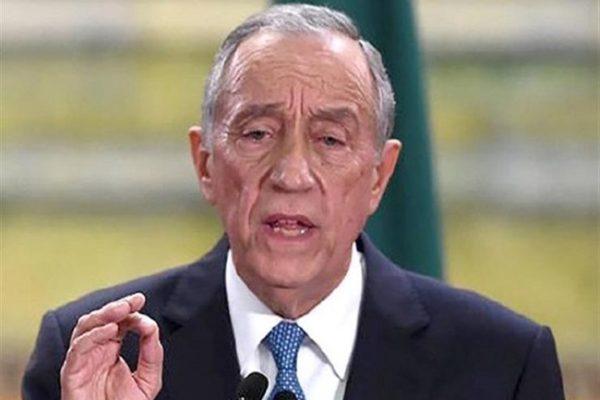 الرئيس البرتغالي يعرب عن قلقه من حرائق الغابات في بلاده