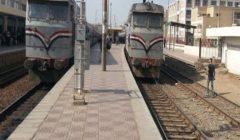 السكة الحديد تعلن التهديات والتأخيرات المتوقعة لقطارات اليوم