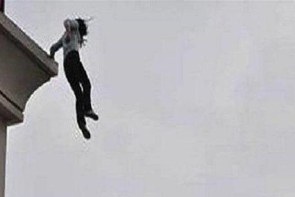 هربًا من جحيم الزوج.. سيدة تقفز من الطابق الثاني بالعمرانية !!! .. إليكم التفاصيل
