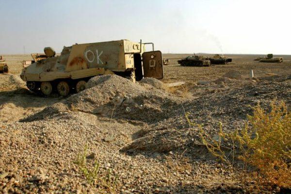 """قادمة من البصرة.. محافظة عراقية ترفض """"النفايات المشعة"""""""