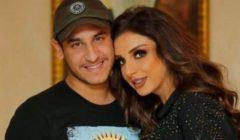 نجل أنغام يكشف حقيقة الخلاف بينه وبين والدته بعد زواجها من أحمد إبراهيم - إليكم ما قال