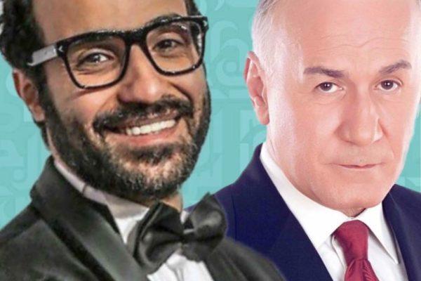 خطأ غير مقصود في نعي عزت أبو عوف يعرض أحمد فهمي لهجوم حاد !! - ماذا قال؟؟