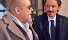 صورة نادرة .. محمود عبد العزيز برفقة زوجته الأولى - شاهد