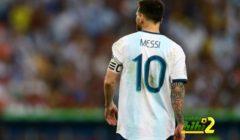 ميسي يساوي صفر قبل مواجهة البرازيل