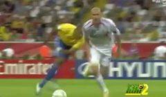 فيديو: ذكرى مرور ثلاثة عشر عاماً على تلاعب زيدان بالمنتخب البرازيلي