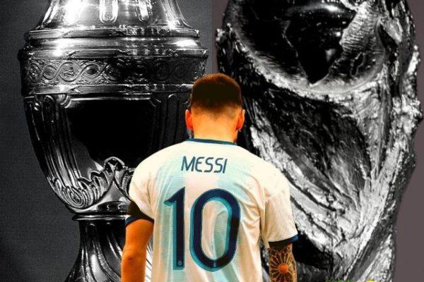الآس تتسائل : متي يفوز ميسي بلقب مع منتخب الآرجنتين ؟