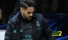 إيسكو يتخلف عن السفر لكندا مع ريال مدريد