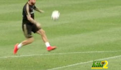 فيديو: على طريقة ماكمانمان.. راموس يبدع بمران ريال مدريد