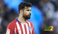 دييجو كوستا مطلوب في الدوري البرازيلي