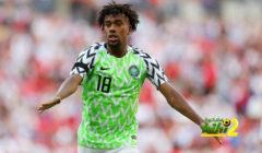 إووبي محبط بسبب مشاركته في مباراة الثالث والرابع بكأس الأمم