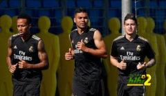 ريال مدريد يخطر خاميس بموقفه