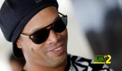 مفاجأة.. رونالدينيو ممنوع من السفر خارج البرازيل