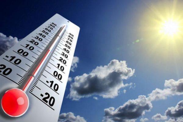 الأرصاد تعلن انخفاضًا في الحرارة والرطوبة