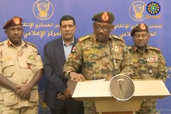 مداولات تشكيل المجلس السيادي في السودان مستمرة