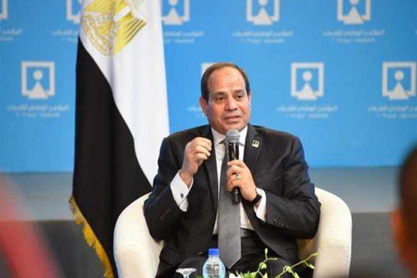 رسالة الرئيس السيسي للشباب.. ضمن أبرز عناوين صحف القاهرة