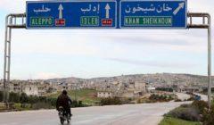 """سوريا: آليات تركية تدخل باتجاه خان شيخون لنجدة """"جبهة النصرة"""""""
