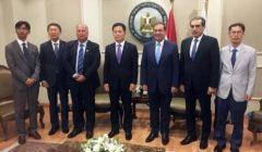 """""""دانا بترليوم"""" الكورية تعرب عن رغبتها في زيادة استثماراتها بمصر"""