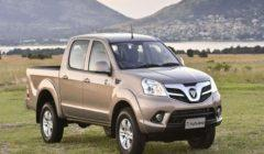 Foton الصينية تكشف عن نموذجها الجديد من سيارات Tunland المميزة