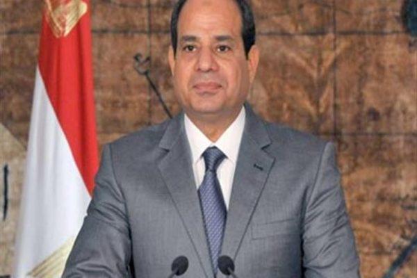 السيسي يوجه رسالة لشباب مصر في يومهم العالمي