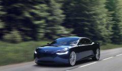 فريسكو النرويجية تكشف عن سيارة كهربائية تصل سرعتها لـ300 كيلو متر بالساعة