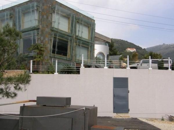 منزل وائل كفوري.. طابع هندسي حديث وذوق عصري بالصور