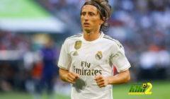 تقارير: وكلاء مودريتش يوضحون حقيقة رحيله عن ريال مدريد