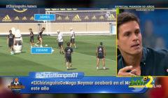 إنبهار في ريال مدريد بسبب خاميس رودريجيز