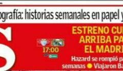 غلاف الآس : بداية شاقة لمدريد