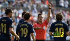 الآس : ريال مدريد سيستأنف ضد بطاقة مودريتش