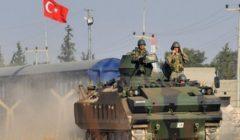 قوات تركية وأمريكية تتفقد المنطقة الآمنة في منطقة تل أبيض بسوريا غدًا