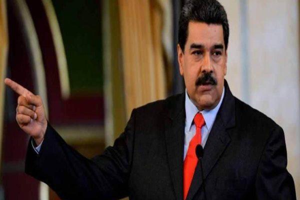 رئيس فنزويلا: صور جوايدو مع أحد تجار المخدرات أثارت فضيحة مدوية بكولومبيا