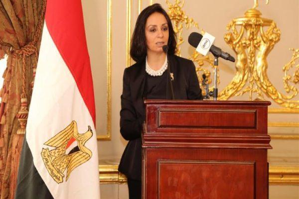 مايا مرسي تدعو لزيادة نسبة مشاركة المرأة في القطاع الخاص