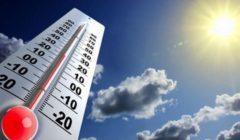 """""""شديد الحرارة جنوبًا"""".. تعرف على الدرجات التفصيلية لطقس الاثنين"""