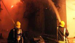 النيابة تستعجل تقرير الأدلة الجنائية بحريق عنبر بسجن الصف المركزي