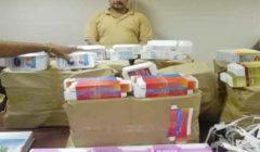 ضبط مالك مطبعة لقيامه بتقليد وترويج العلامات التجارية المقلدة في القاهرة
