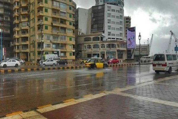 الأرصاد تحدد 5 مناطق يتوقع سقوط أمطار فيها خلال ساعات